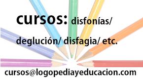 CURSOS LOGOPEDIA Y EDUCACIÓN